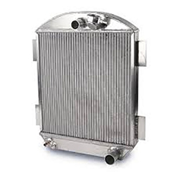 Afco 81140 Aluminum Radiator 18 x 24 Inches Universal Street Rod