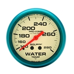Auto Meter 4231 Ultra-Nite Mechanical Water Temperature Gauge
