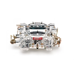 Edelbrock 140545 Performer Series Enforcer Carburetor, Endurashine