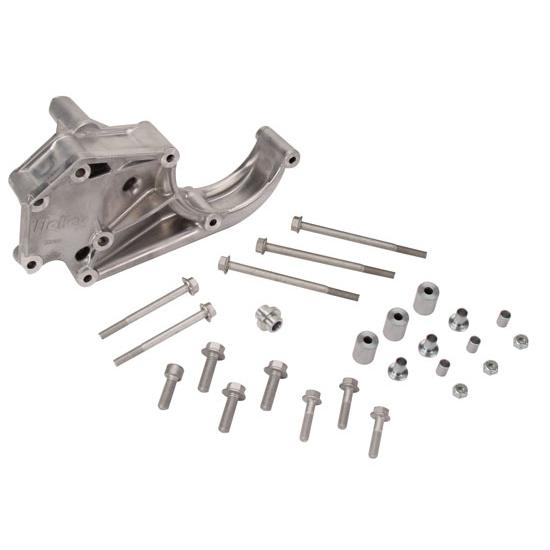 Holley 20 134 Ls Accessory Drive Bracket Passenger Side A