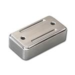 Lokar GPS-6014 Billet Aluminum Throttle Pedal Spacer, 3/4 Inch Thick