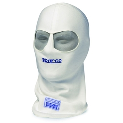 Sparco 00149B Soft Touch Hood, Two Eye Port
