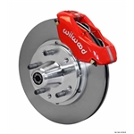 Wilwood 140-11018-R FDL Pro Series Front Brake Kit, 1987-93 Mustang