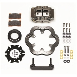 Wilwood 140-11810 Billet  Dynalite Radial Mnt Midget Inboard Brake Kit