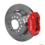 Wilwood 140-7143-R FDL Rear Brake Kit, Small Ford 2.66 Off