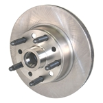 Wilwood 160-9240 OEM Replacement Racing Brake Rotors - Ford Hybrid