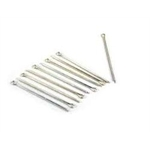 Wilwood 180-0056 Cotter Pins 1/8 x 3/5 Inch, 10/Pack