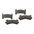 Hawk HB119W.594 Performance 1978-Up HPS Brake Pads, DTC-30