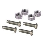 Titanium Stop Bolt Kit