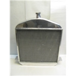 Garage Sale - 1917-23 T-Bucket Aluminum Polished Radiator