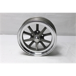 Garage Sale - Team III Gasser ET 15 Inch Wheel-15x4.5, 5 on 4.5, 2 In. Backspace