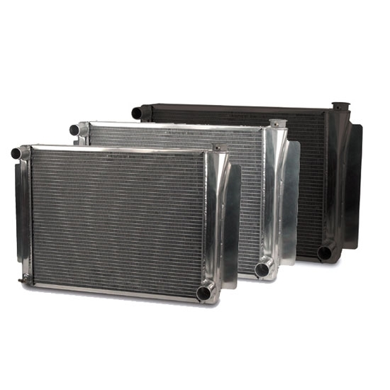 AFCO Direct Fit 1960-68 Chevy Impala/Caprice Aluminum Radiators