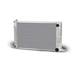 AFCO 80104LWNA Lightweight Double Pass LH Radiator, Scirrocco