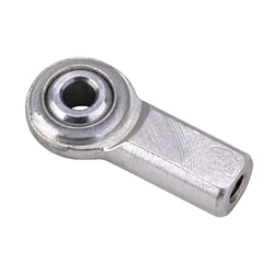 Aluminum RH Female Heim Joint Rod Ends, 1/4 Inch