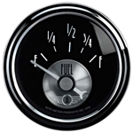 Auto Meter 2014 Prestige Black Diamond Air-Core Fuel Level Gauge
