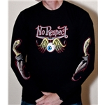 MotorCult No Respect Long Sleeve