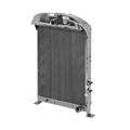 Walker C-Ac498-1 Cobra 1933-1934 Ford Radiator, Condenser-Chevy Engine
