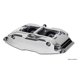 Wilwood 120-8062-LP BNSL4R Caliper Polished 1.25 Pistons, 1.10 Disc