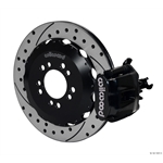 Wilwood 140-13031-D CPB Rear Brake Kit, 2013-Up Ford Focus ST w/ Lines