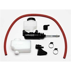 Wilwood 260-12384 Short Remote Side Mount Master Cylinder Kit, 5/8 In.