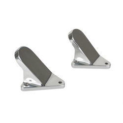 Chevy Aluminum Side Engine Mounts, Polished
