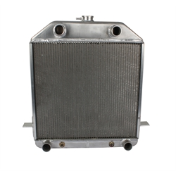 Griffin Radiators 4-239BE-HAX Flathead V8 Ford 39 Dlx, 40 Al Radiator