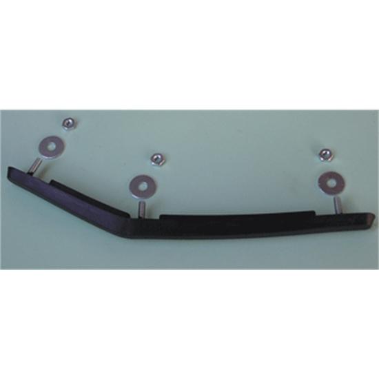 Camaro Bumper Guard : Reproduction front rear bumper guard rubber insert
