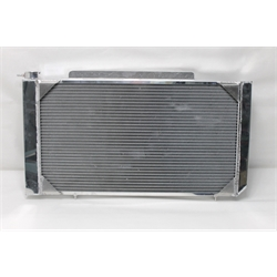 Garage Sale - AFCO Direct Fit 1982-93 S-10 V8 Truck Radiator, With Trans Cooler