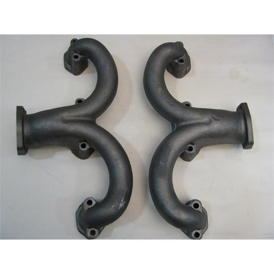 Garage Sale - Small Block Chevy Cast Iron Ram Exhaust Manifolds