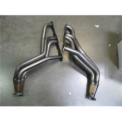 Chevy Fender Well Headers http://www.speedwaymotors.com/Garage-Sale-S-B-Chevy-1935-48-Fat-Fender-Well-Headers,44713.html