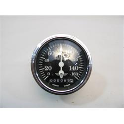 Garage Sale - Stewart Warner Electric Speedometer, Black Face