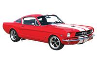 64-73 Mustang