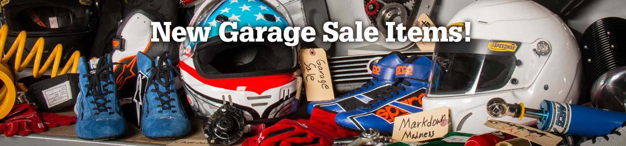 Shop Our Newest Garage Sale Deals Now!