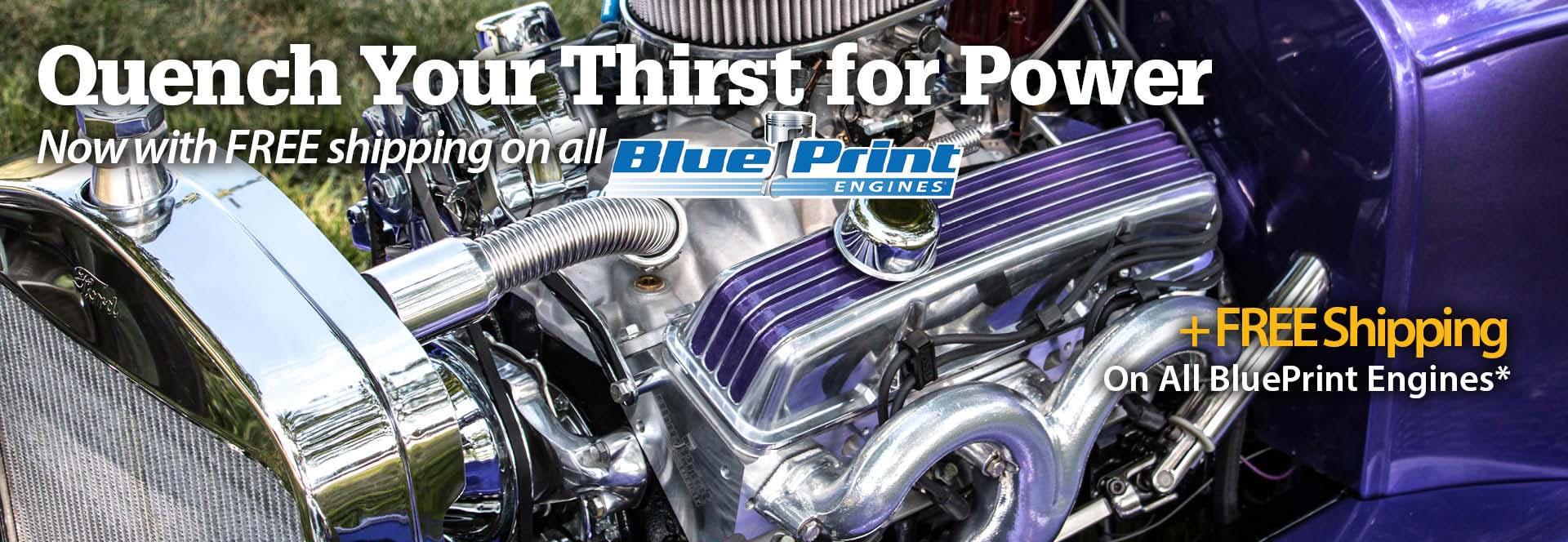 BluePrint Engines