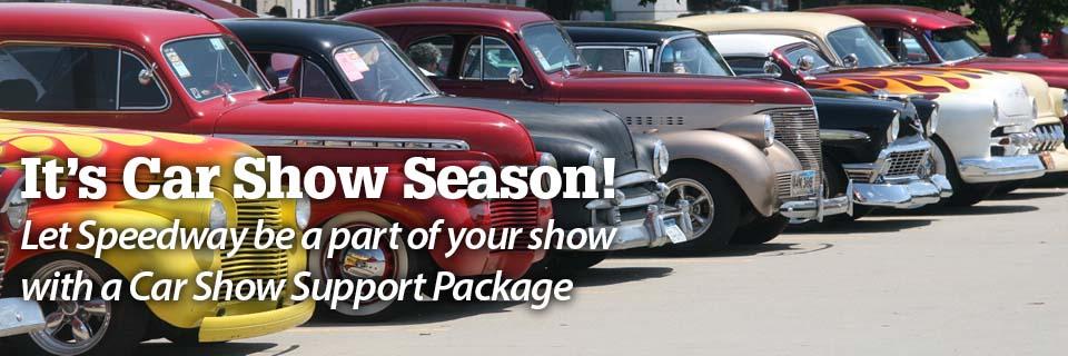 Car Show Season