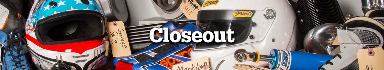 Shop Closeout Deals!