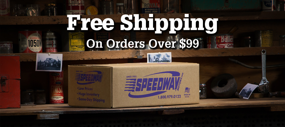 Speedway Motors Promo Codes & Cyber Monday Deals for November, Save with 4 active Speedway Motors promo codes, coupons, and free shipping deals. 🔥 Today's Top Deal: (@Amazon) Free Shipping on Select Speedway Motors Products. On average, shoppers save $27 using Speedway Motors coupons from apssocial.ml