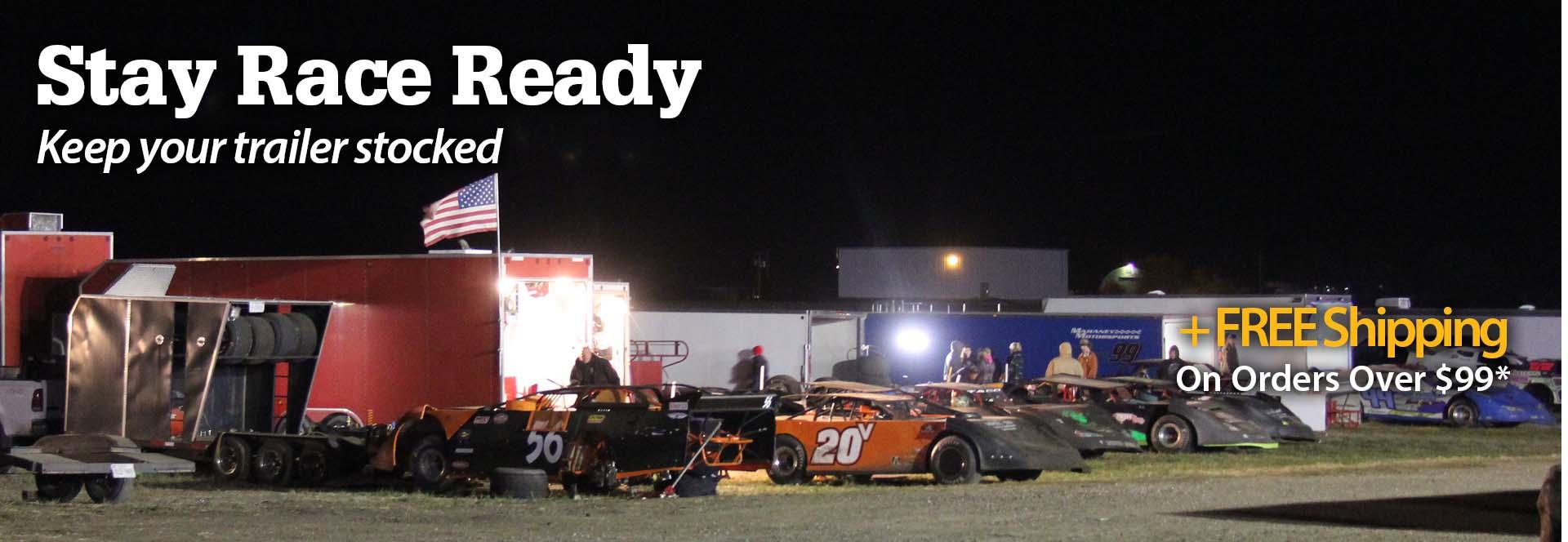 Stay Race Ready
