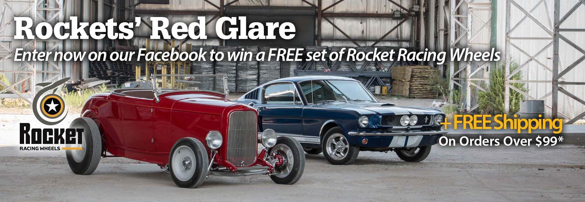 Rocket Racing Wheel Giveaway