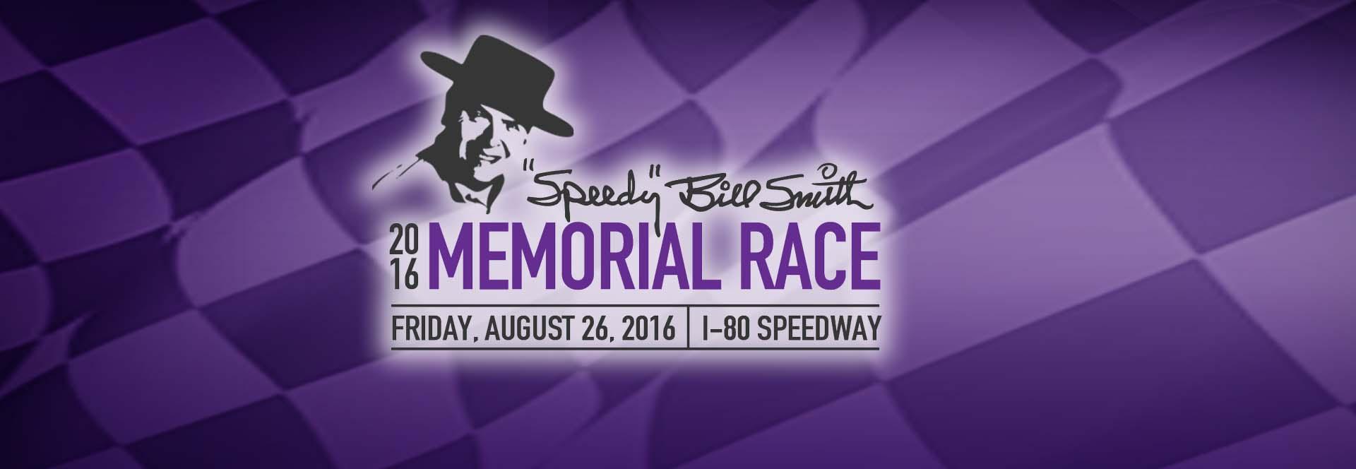 Speedy Bill Memorial
