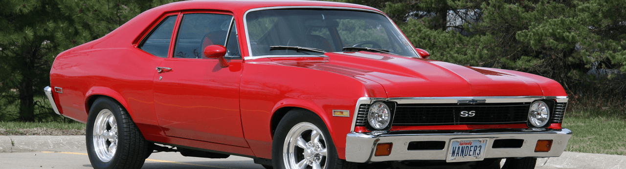 Shop Muscle Car parts at Speedway Motors