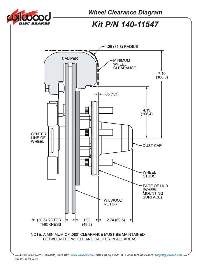 front hub motor diagram