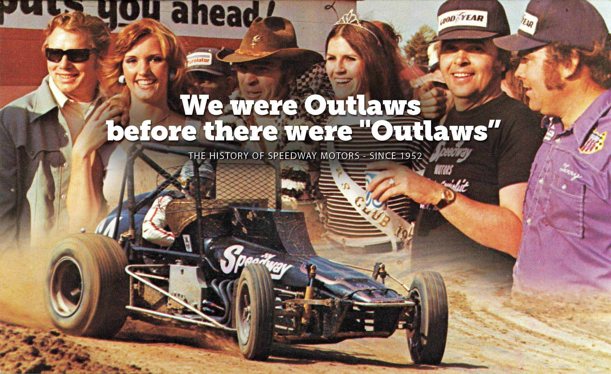History of Speedway Motors