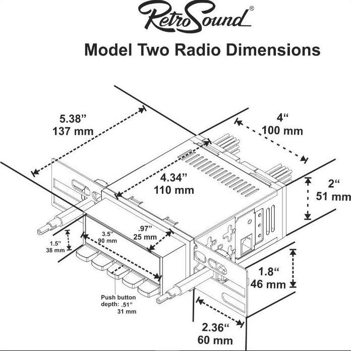 classic instruments gauge set dash assembly  1967