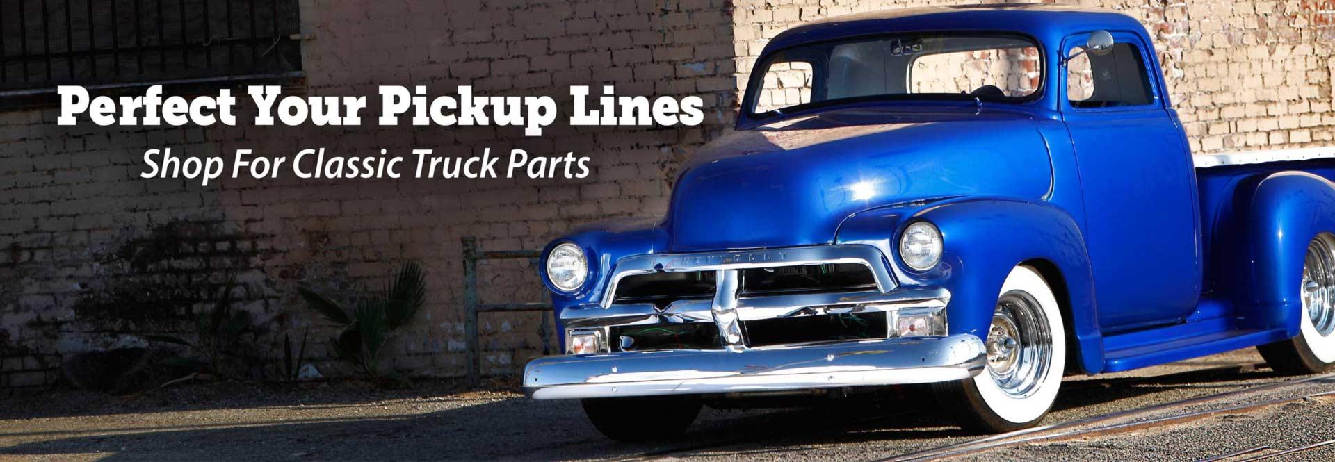 Shop Classic Truck Parts