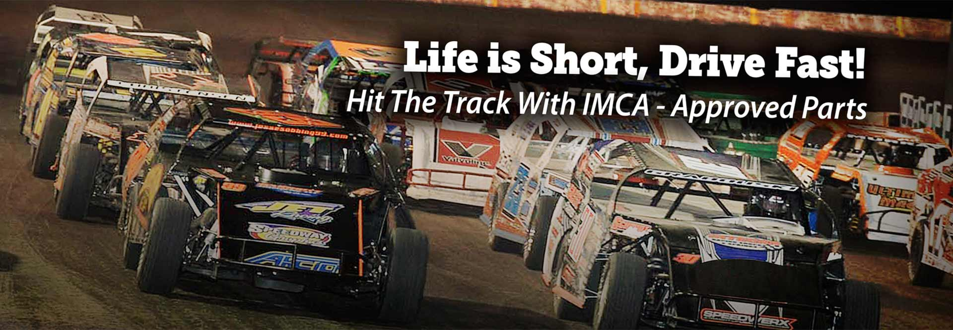 Drive Fast Shop  IMCA Approved Parts