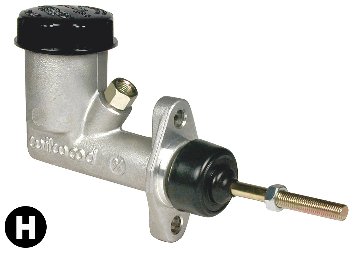 Ford Hydraulic Cylinders : Ford hydraulic clutch master cylinder