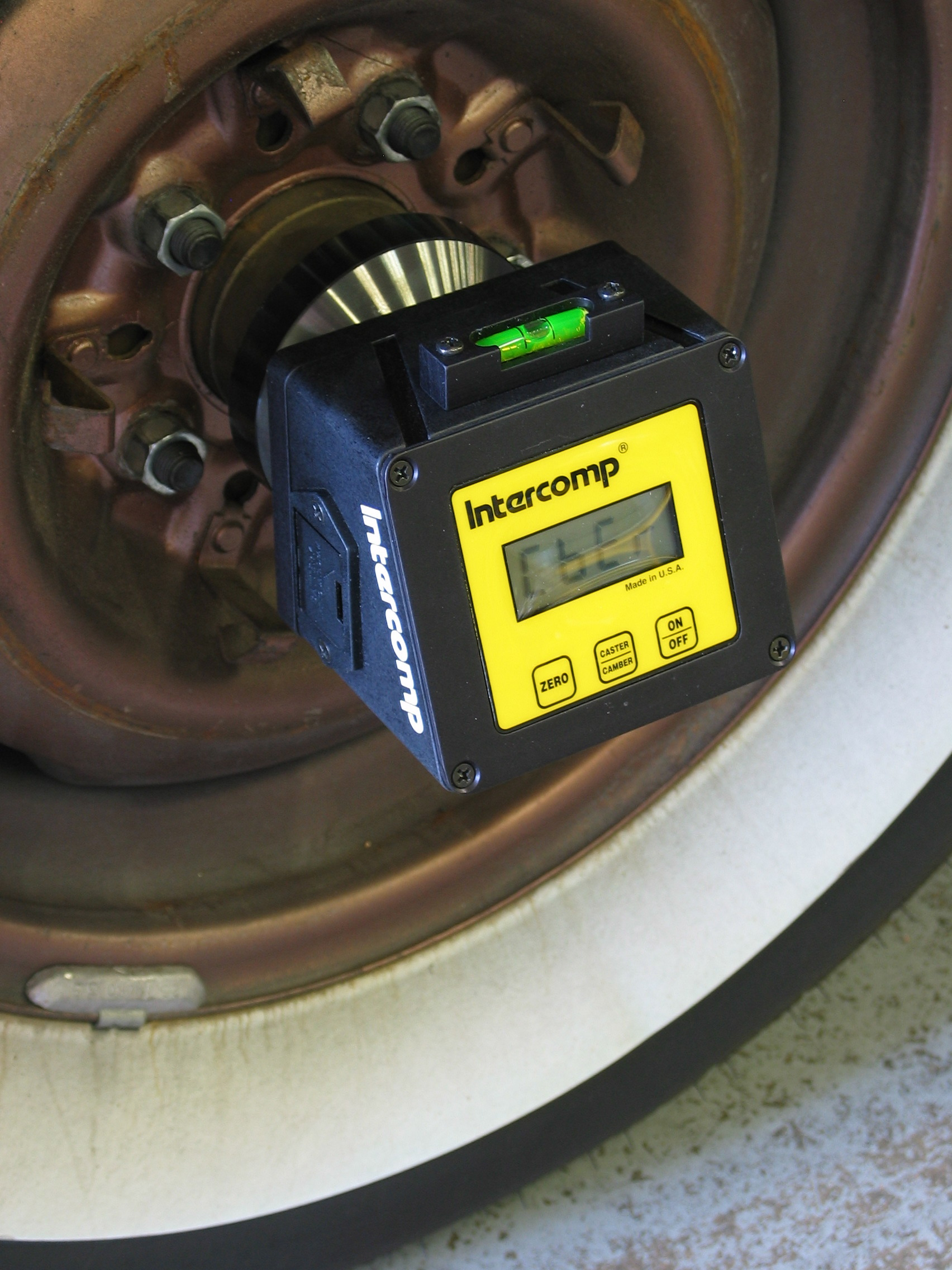 Electronic Measuring Devices For Pickups : Frontend alignment tools and procedures