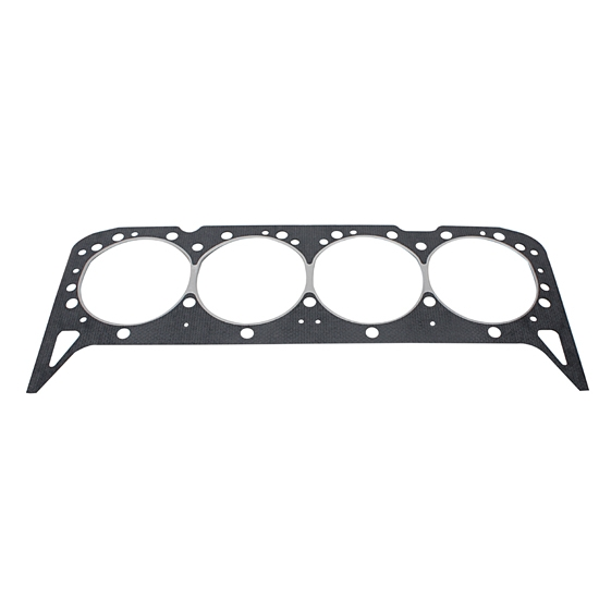 Speedway Small Block Chevy 283-350 Head Gaskets, 4.0 Inch