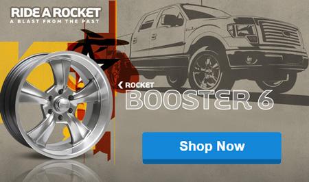 Shop Booster 6 Wheels